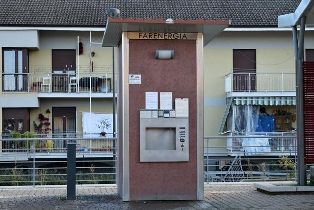 Rione sant 39 angelo la casa dell 39 acqua un servizio for Piani di casa rispettosi dell ambiente
